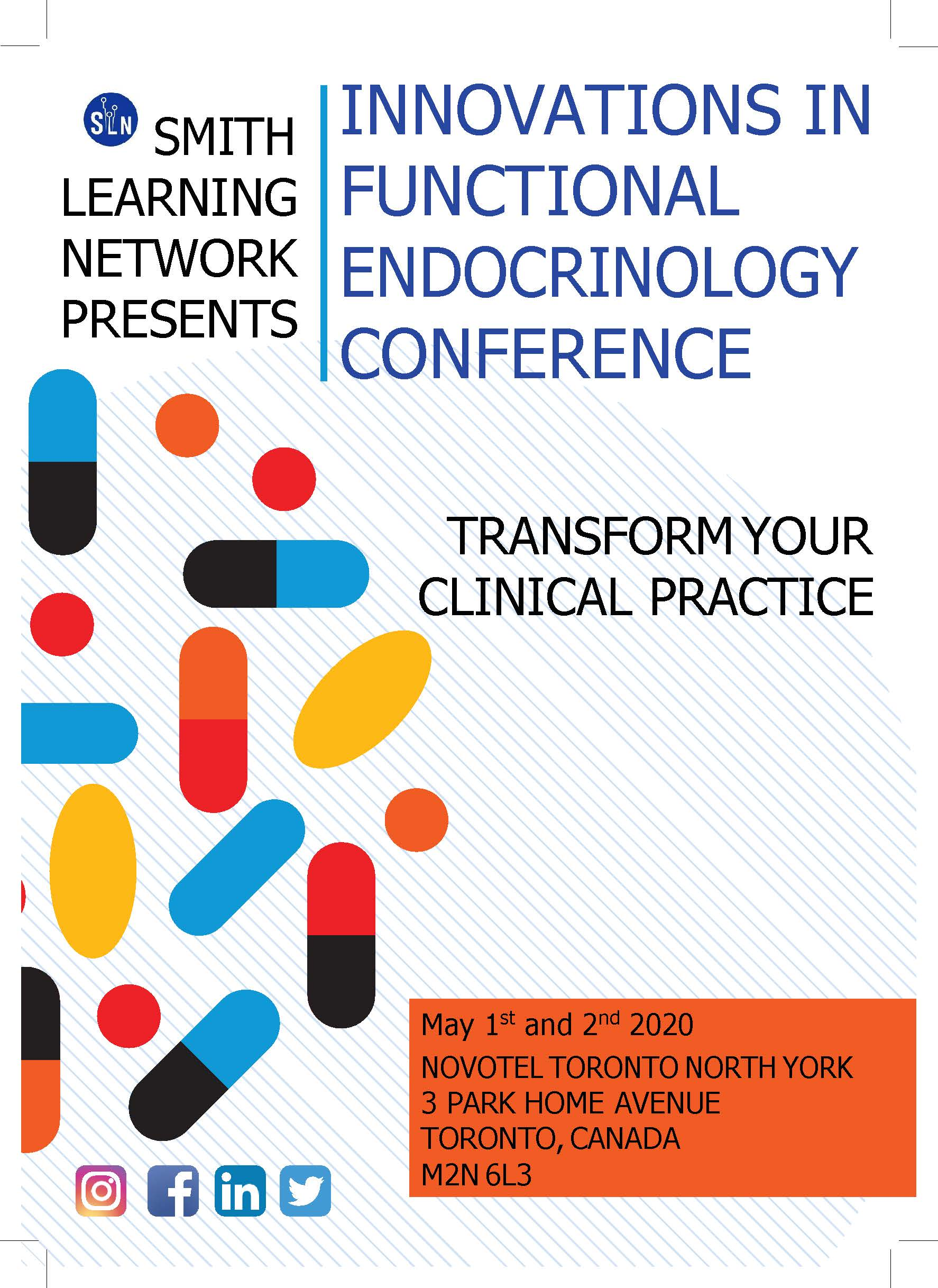 PRACTITIONER EVENT INNOVATIONS IN FUNCTIONAL ENDOCRINOLOGY: TRANSFORM YOUR CLINICAL PRACTICE